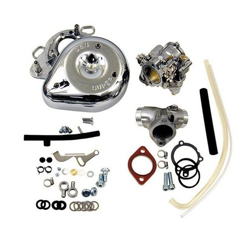 KIT CARBURATEUR S&S SPORTSTER 1991-2003