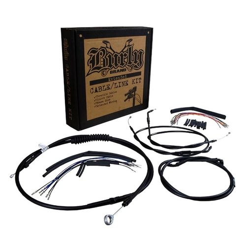 KIT EXTENSION BURLY DYNA 2007-2011