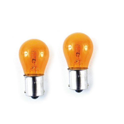 2 AMPOULES ORANGES SIMPLE FILAMENT