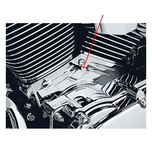 CACHE EMBASE DE CYLINDRES SOFTAIL 2000-2006